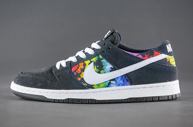 Nike SB Dunk Low Ishod Wair Tie Dye