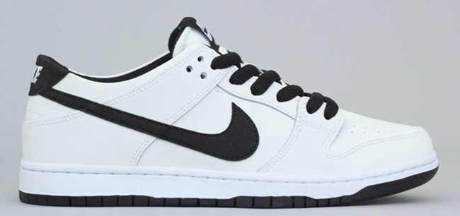 Nike SB Dunk Low Ishod Wair White Black