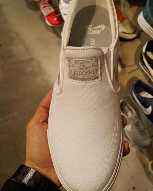 Nike SB Stefan Janoski Slip On