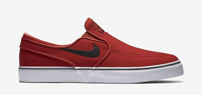 Nike SB Zoom Stefan Janoski Slip On Colorways