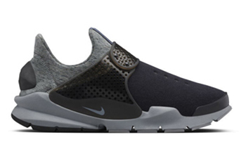 Nike Sock Dart Tech Fleece Black Grey
