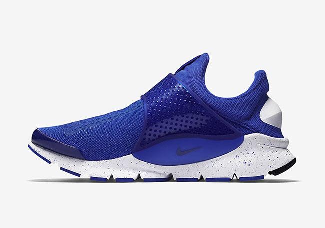 Nike Sock Dart Racer Blue