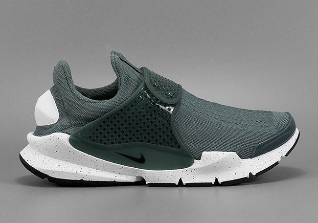 designer fashion aad94 3ac1a Nike Sock Dart SE Hasta Green