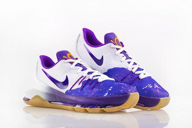 online retailer 2e30e 8d7b5 Nike KD 8 PBJ Peanut Butter Jelly   SneakerFiles