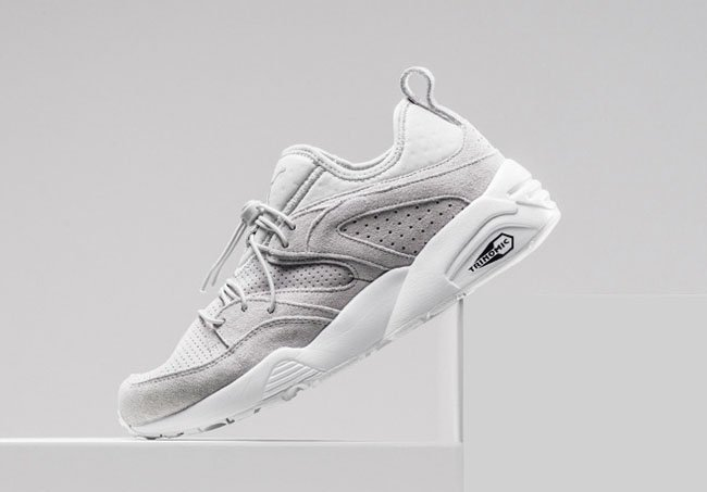 Puma Blaze of Glory Soft Suede Collection