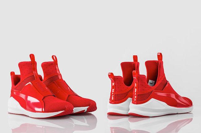 new styles 9d379 c58c1 Puma Fierce Core Kylie Jenner Colors | SneakerFiles