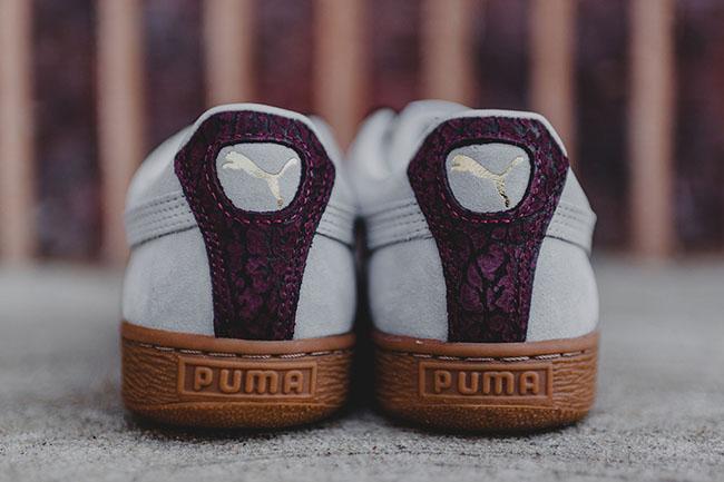 Puma Suede Classic Glacier Grey