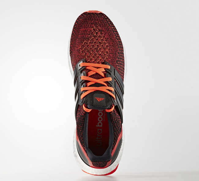 Red Solar adidas Ultra Boost