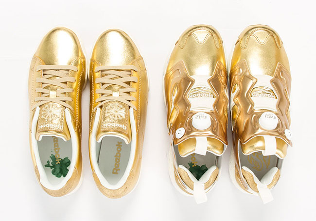 Reebok Pot of Gold Collection