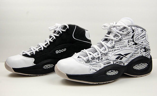 Reebok Question Misunderstood Bad News Review