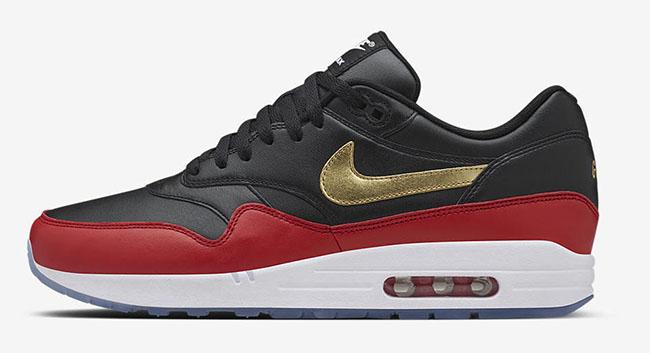 Represalias Cartas credenciales cobertura  Roger Federer Sanya Richards Ross Nike Air Max 1 | SneakerFiles