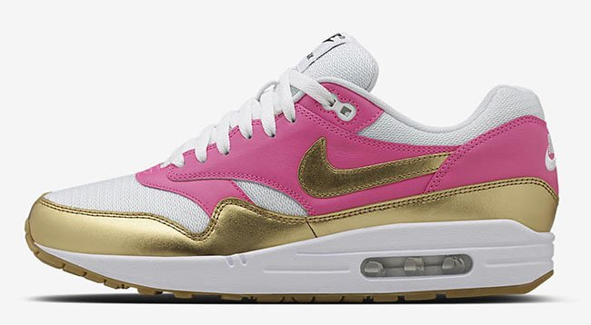Sanya Richards Ross Nike Air Max 1