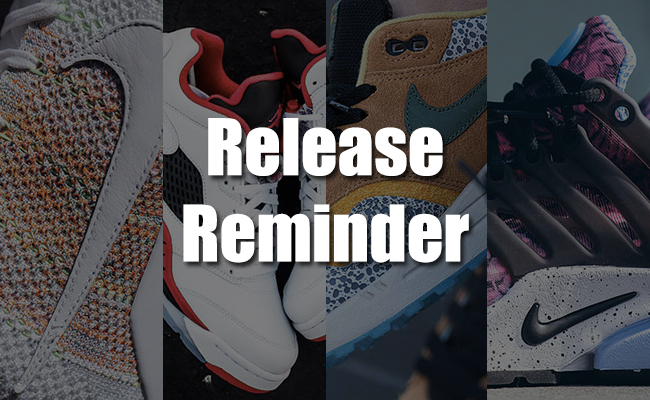 Sneakers Release March 11 14 2016