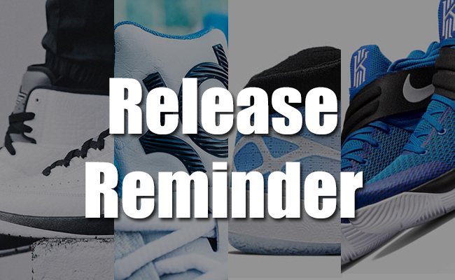 Sneakers Release March 4 5 2016