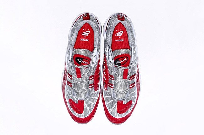 Supreme Nike Air Max 98 Red