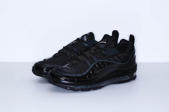 Supreme x Nike Air Max 98 Release Date