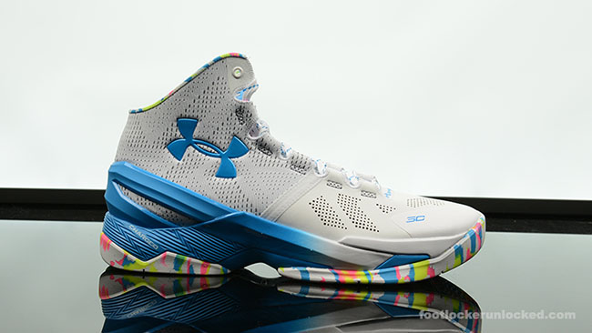 the best attitude 5f1b2 6759f Under Armour Curry 2 Surprise Party | SneakerFiles