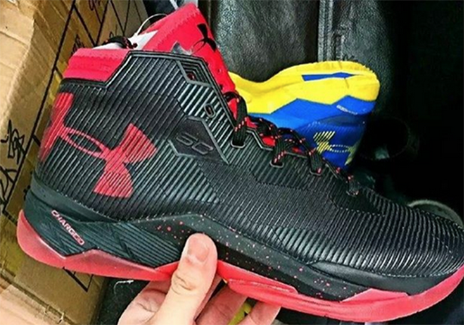 Under Armour Curry 2.5 Colors