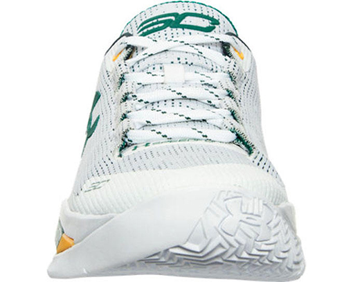 Under Armour Curry 2 Low Oakland Athletics