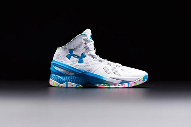 Under Armour Curry 2 Surprise Party