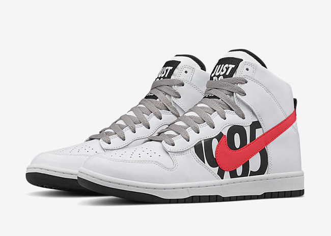 UNDFTD Nike Dunk Lux Release