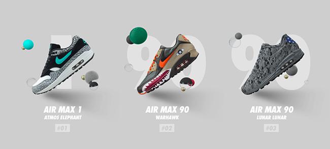 Vote Nike Air Max Retro Release