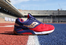 Wale Villa Saucony Cancelled