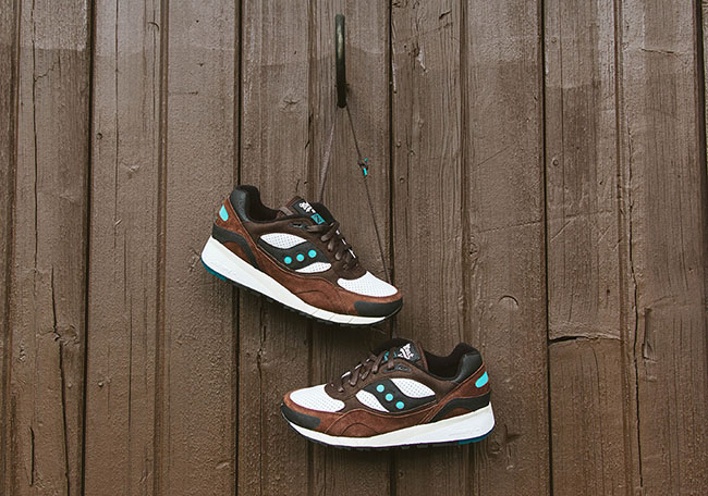 West NYC Saucony Shadow 6000 Fresh Water