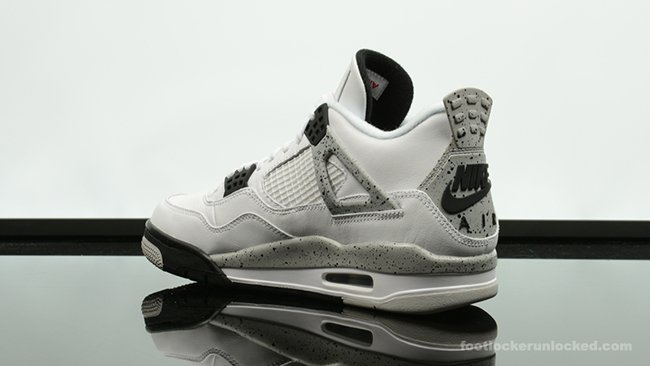 2016 Air Jordan 4 De Cemento Foot Locker PbOtic06fa