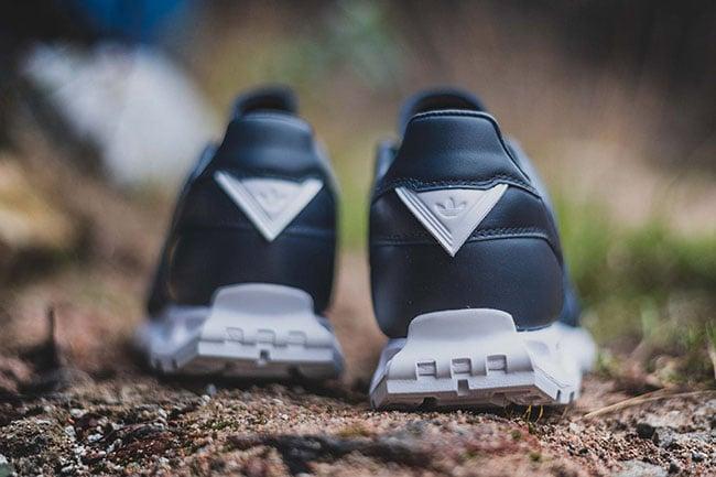 Montañismo sneakerfiles blanco Adidas Racing 1