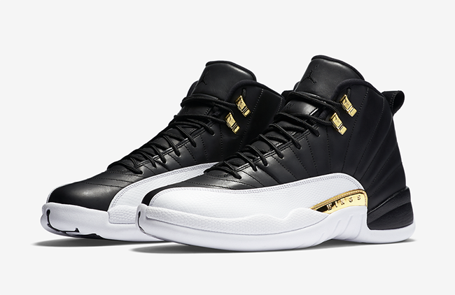 Wings Air Jordan 12 Limited Release