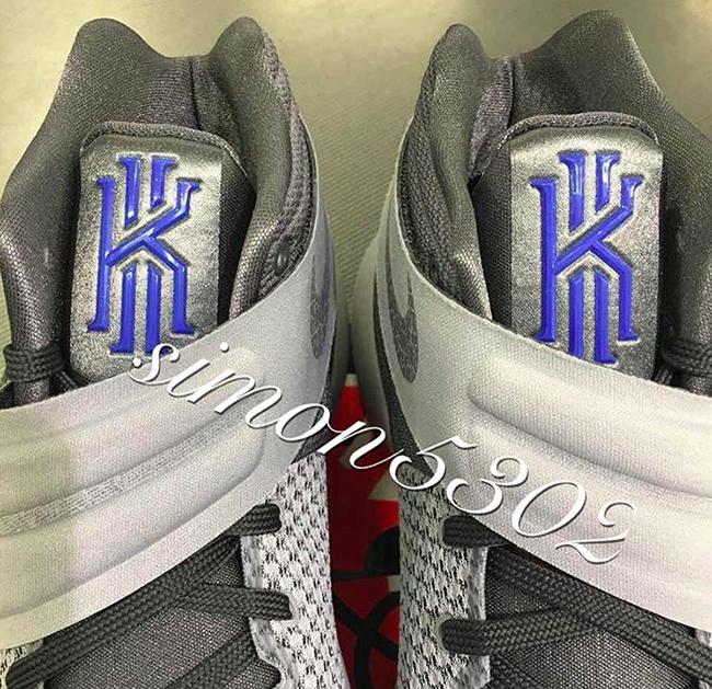 Wolf Grey Nike Kyrie 2