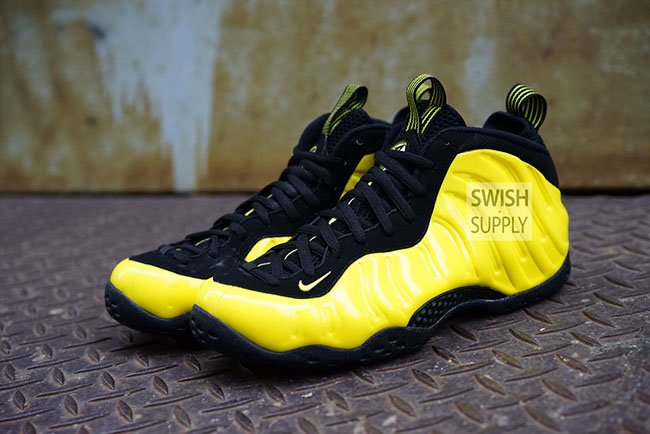 new style 88f60 9f692 delicate The Nike Air Foamposite One Wu Tang is Ready for June
