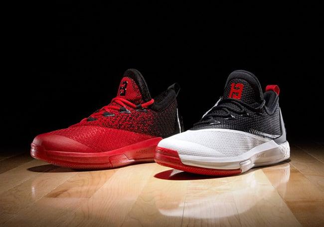 adidas Crazylight Boost 2.5 James Harden Playoffs