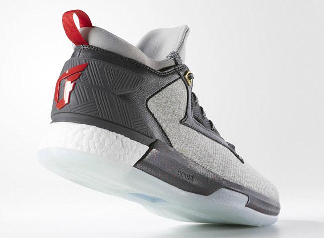 7af5febe8c1c ... green glow basketball shoes v55850 ea21d 409a2  uk adidas d lillard 2  boost grey heather fd73e bf197