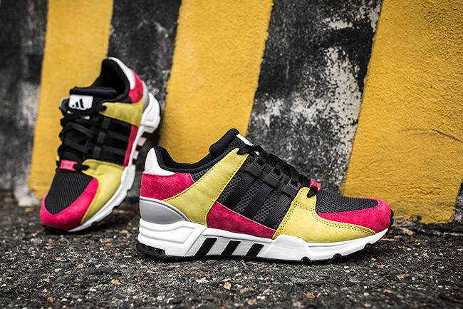 adidas EQT Running Support 93 Lush Pink