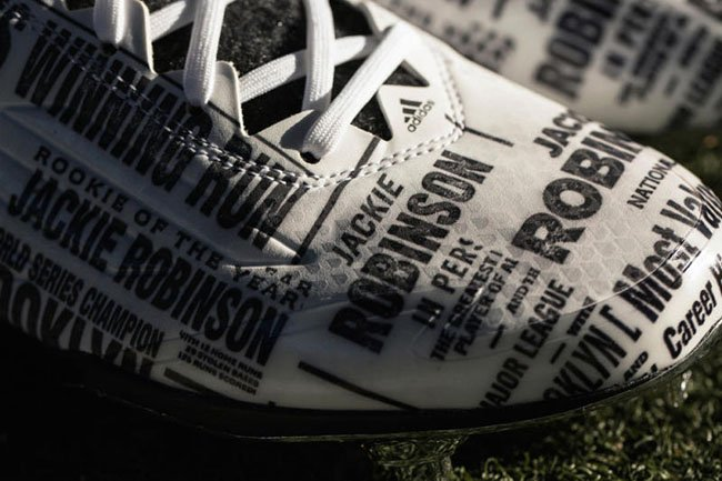adidas Jackie Robinson Cleats