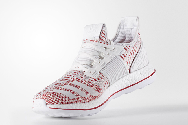 adidas Pure Boost ZG LTD Crystal White