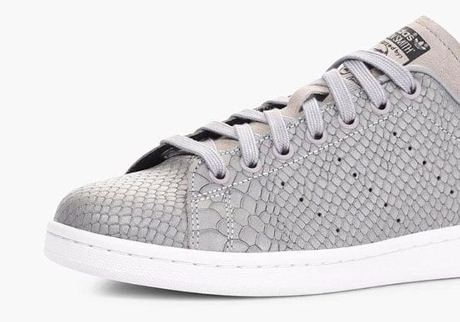 adidas Stan Smith Reflective Python | SneakerFiles