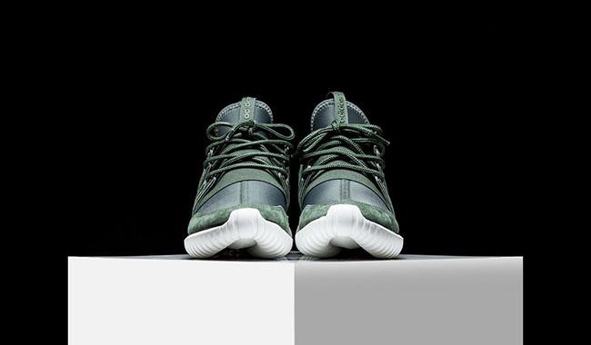 adidas Tubular Radial Shadow Green