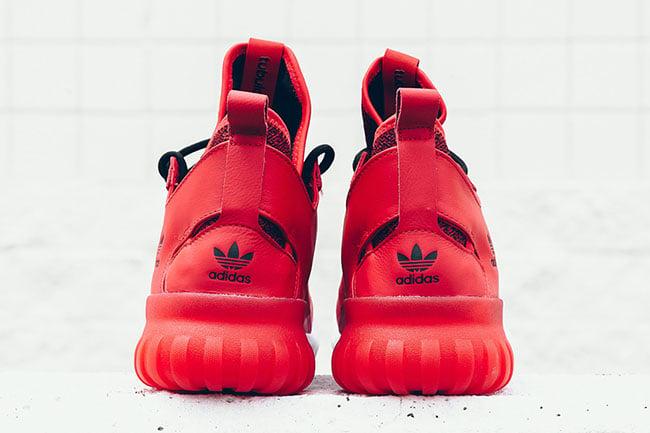 adidas Tubular X Red Black White
