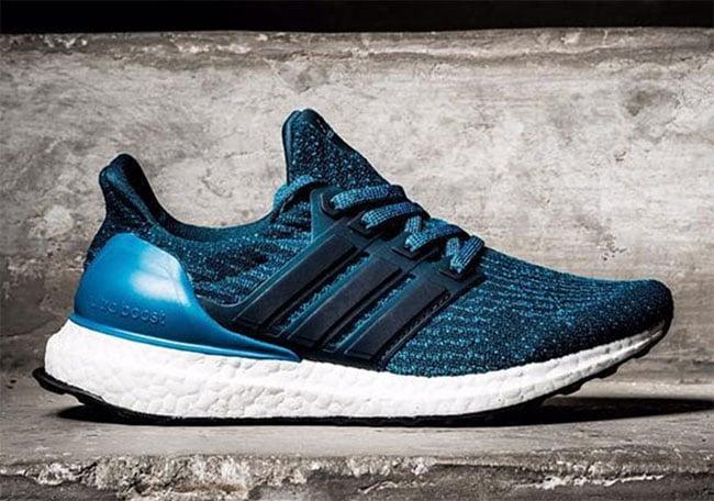 adidas Ultra Boost 3.0 Blue White
