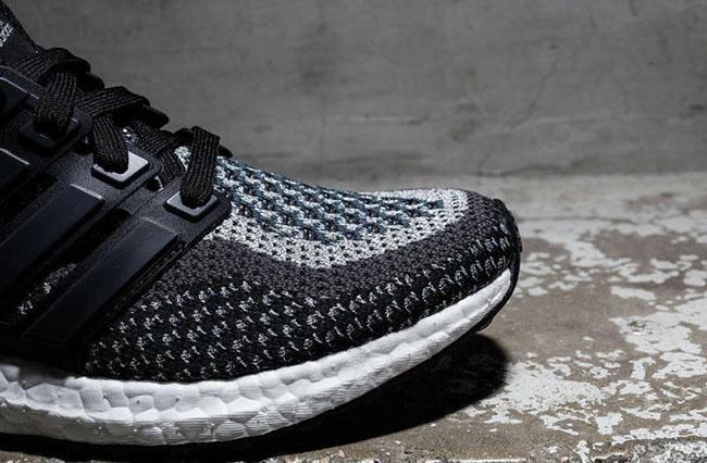 adidas Ultra Boost Black Silver