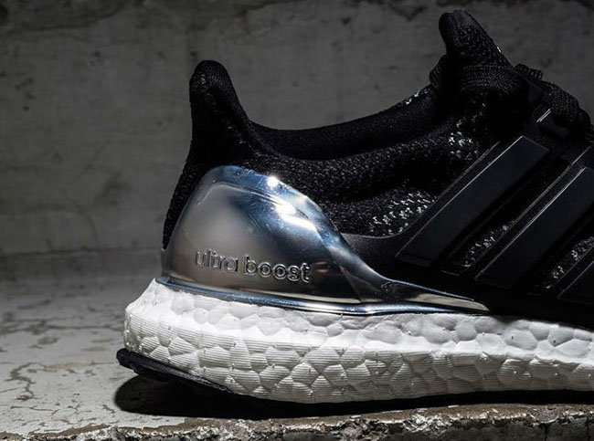Adidas Ultra Boost Black Silver Sneakerfiles
