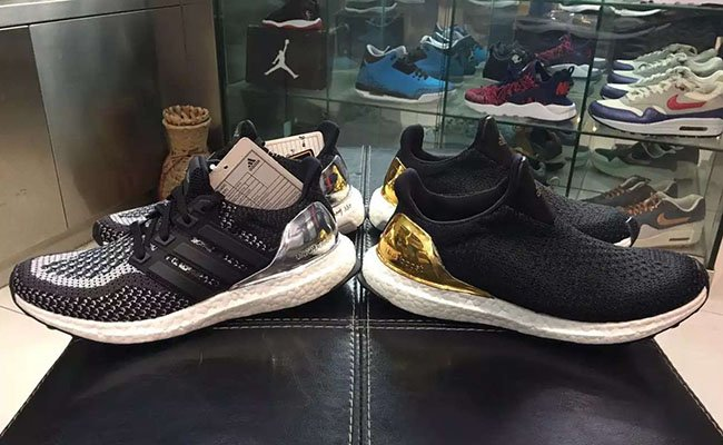 Adidas Ultra Boost Black Silver los granados apartment.co.uk