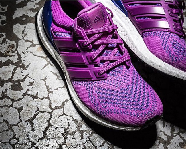 adidas Ultra Boost Mixed Berry
