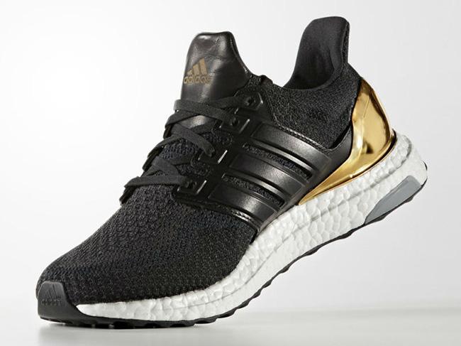 adidas Ultra Boost Olympic Black Gold