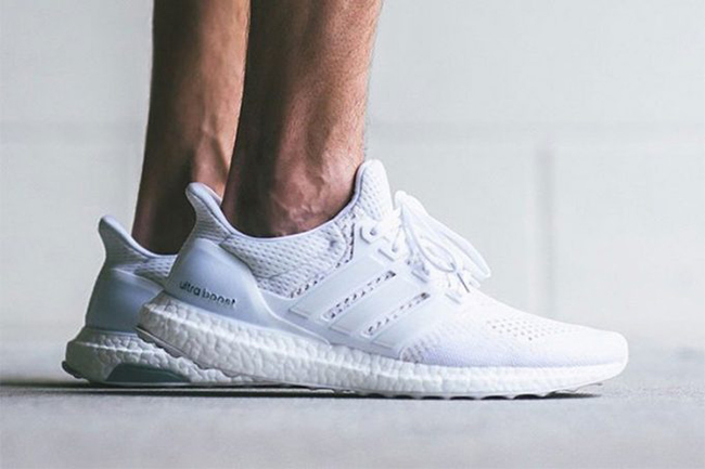 Adidas Ultra Boost V2 Triple White