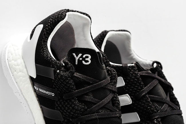 adidas Y-3 Pure Boost ZG Knit Black