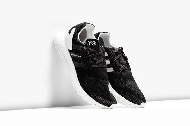 3f508bc07477b adidas Y-3 Pure Boost ZG Knit Black